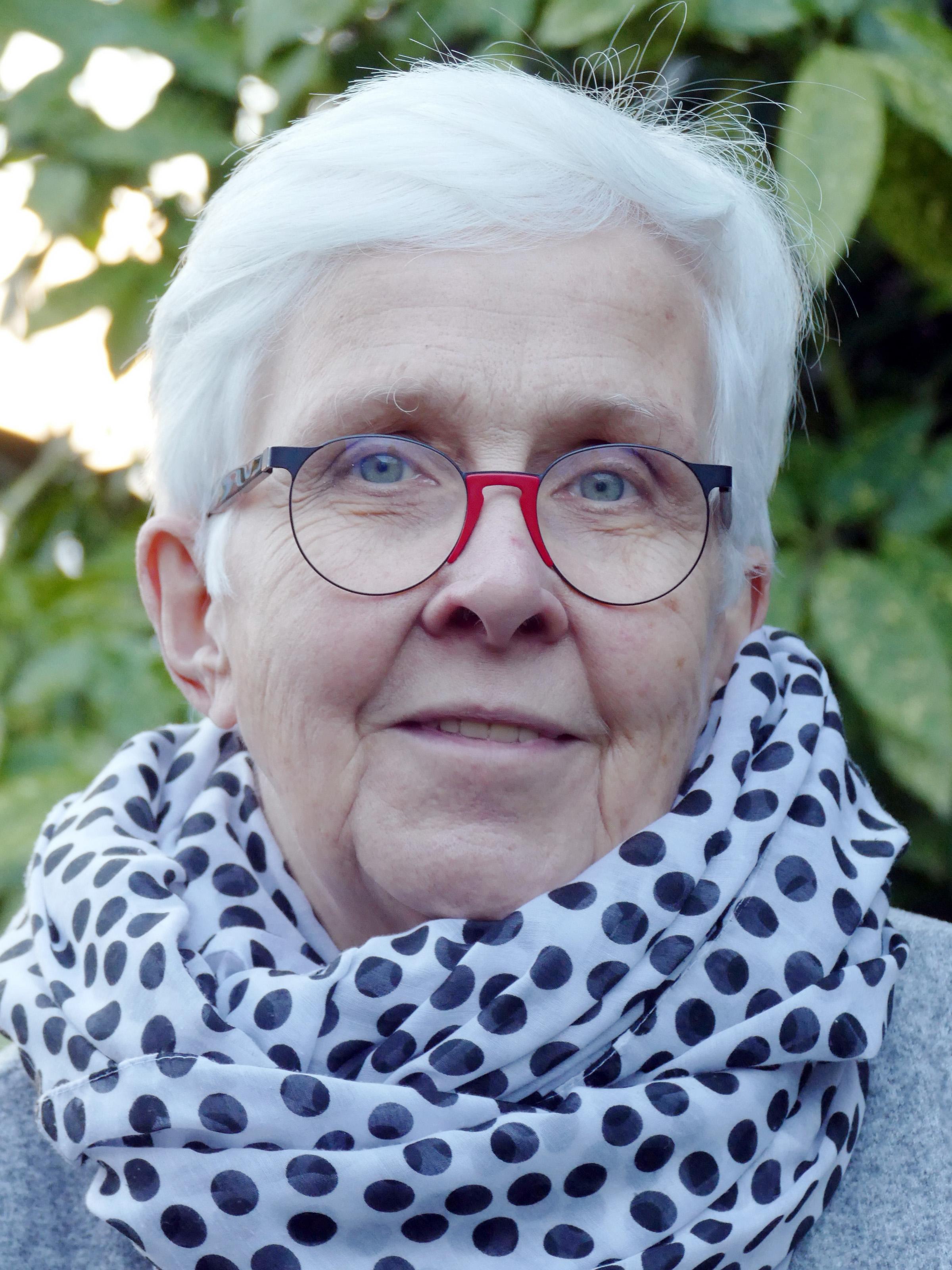 Teilhabebeauftragte Maria Dorndörfer