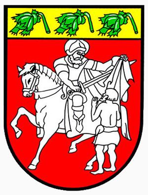 Wappen der Gemeinde Nottuln
